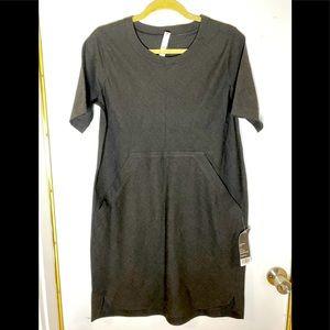 Lululemon Lab gray Savile dress NWT size 6